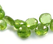 Semi Precious Gemstone Peridot Beads