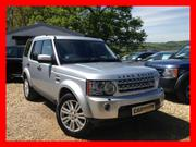2011 land rover 61 REG LAND ROVER DISCOVERY 4 3.0SDV6 255 XS AUTO.