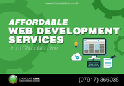 Affordable Web Development Services from Chocolate Lime-Scotland