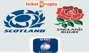 Six Nations Scotland v England