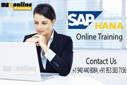 Sap Hana Online training from Professionals