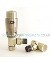 Modern Thermostatic Radiator Valves