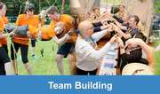 Team building london|Team building edinburgh- Team building perth