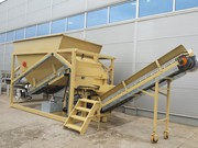 Special mixing plant SUMAB ES-15 for producing of a COLD ASPHALT